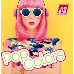 Каталог обоев Pop Colors
