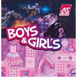 Каталог обоев Boys and Girls 5